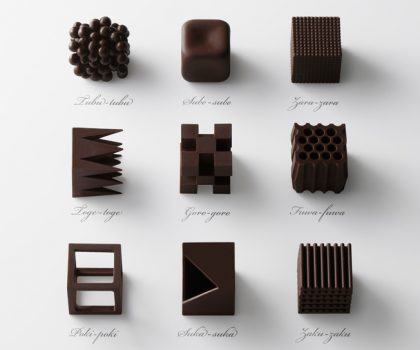 Chocolate Concept By Nendo
