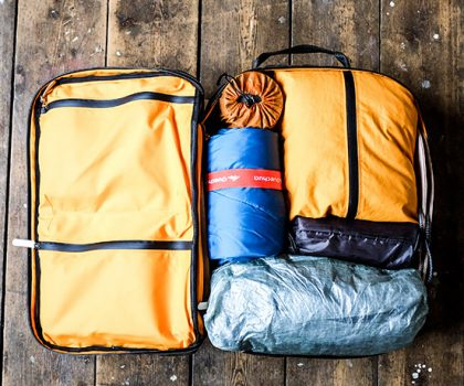 How To Pack : Trakke